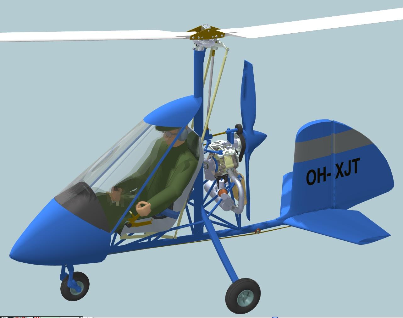 JT-11 Autogyro